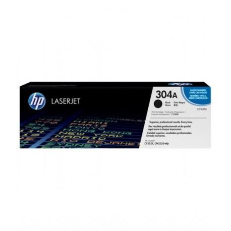 کارتریج مشکی اچ پی لیزری. HP 304A BLACK CC530A