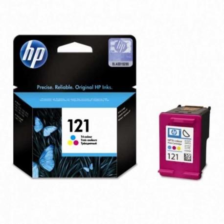 کارتریج رنگی اچ پی HP 121 COLOR CC643HE