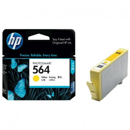 کارتریج زرد اچ پی HP 564 YELLOW CB320WA
