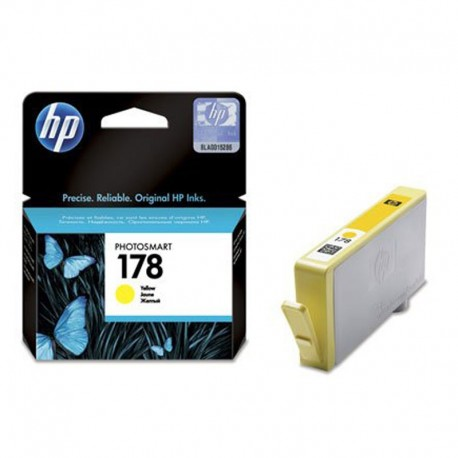 کارتریج زرد اچ پی HP 178 YELLOW CB320HE