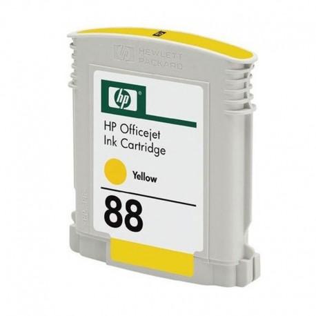 کارتریج زرد اچ پی HP 88 YELLOW C9388AE