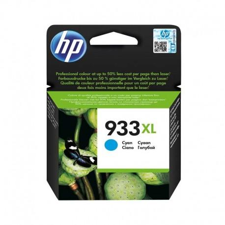 کارتریج آبی اچ پی HP 933 CYAN CN054AE