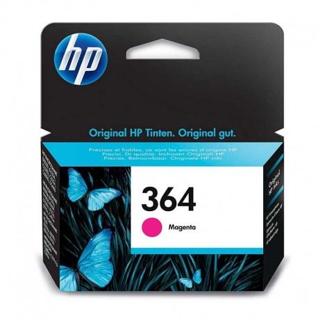 کارتریج قرمز اچ پی HP 364 MAGENTA CB319EE