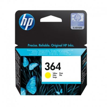 کارتریج زرد اچ پی گالری HP 364 YELLOW CB320EE