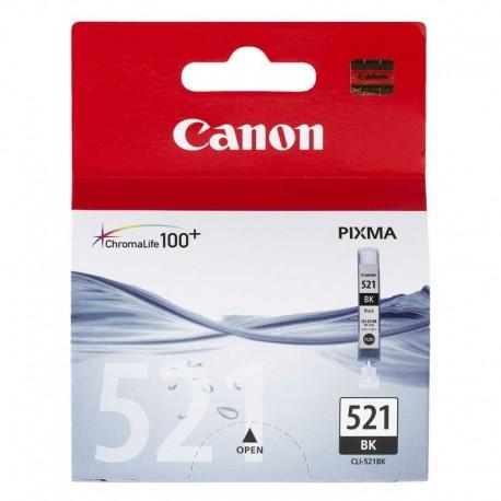 کارتریج مشکی کانن CANON CLI 521 BLACK