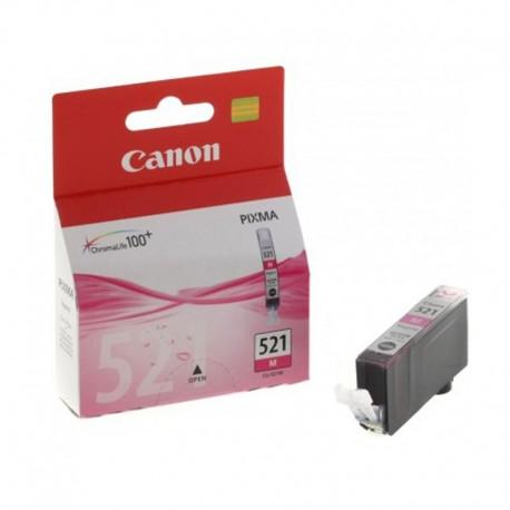 کارتریج قرمز کانن CANON CLI 521 MAGENTA