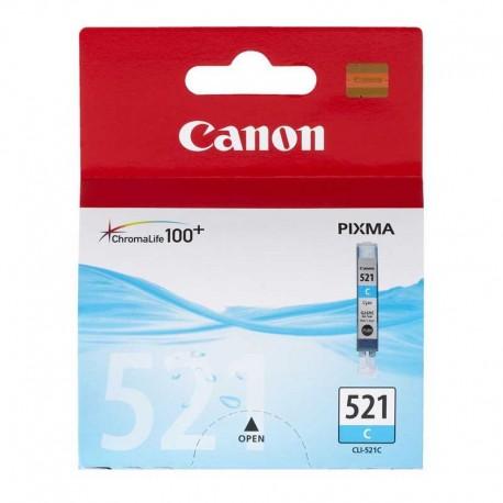کارتریج آبی کانن CANON CLI 521 CYAN