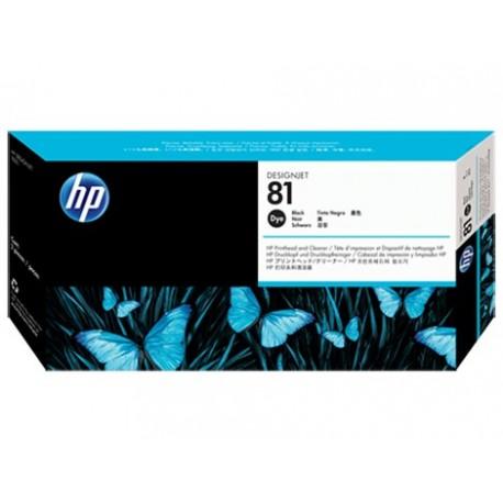 هد پلاتر مشکی اچ پی مدل HP 81 Black DesignJet Dye Printhead C4950A