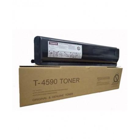 تونر کارتریج اصلی لیزری مشکی توشیبا TOSHIBA T4590