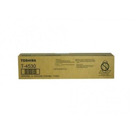 تونر کارتریج اصلی لیزری مشکی توشیبا TOSHIBA T4530