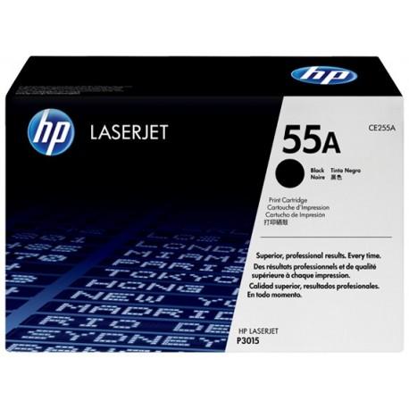 تونر کارتریج لیزری مشکی اچ پی HP 55A Black LaserJet Toner Cartridge CE255A