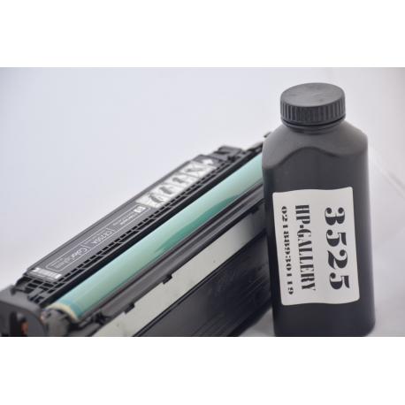 شارژ و سرویس و تعمیر کارتریج لیزری رنگی اچ پی 3525 یا HP 504A