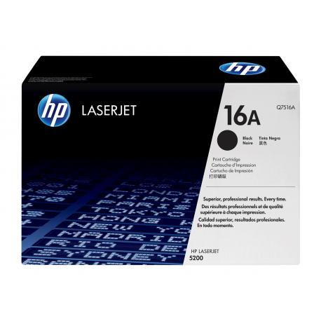 کارتریج تونر لیزری اچ پی HP 16A LaserJet Toner Cartridge