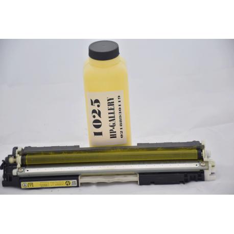 شارژ و سرویس و تعمیر کارتریج لیزری رنگی اچ پی 1025 یا HP 126A