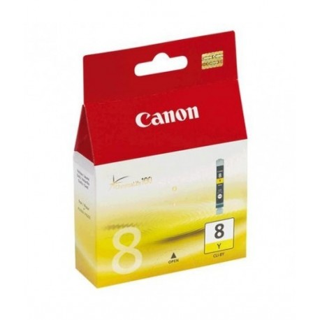 کارتریج زرد کانن CANON CLI 8 YELLOW