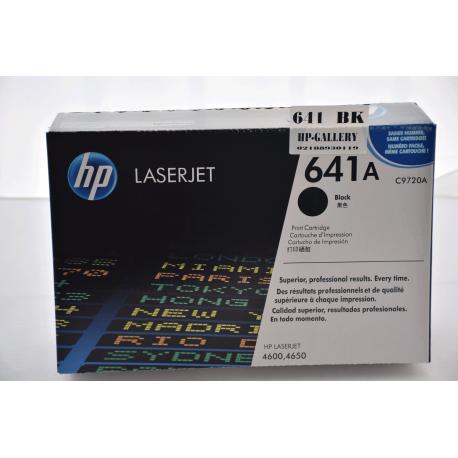 کارتریج مشکی اچ پی لیزری HP 641A BLACK C9720A