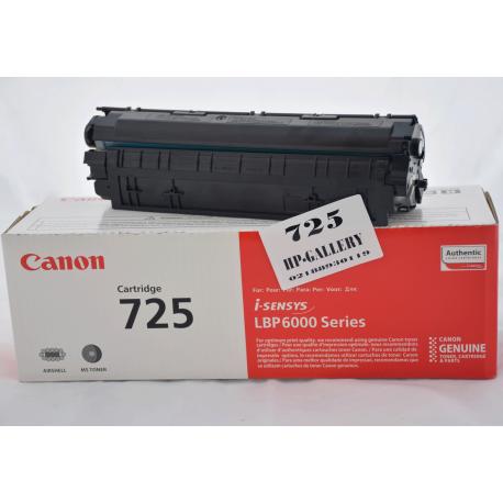 کارتریج تونر کانن مشکی CANON 725 BLACK LASE