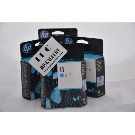 هد پرینتر آبی اچ پی مدل HP 11 Cyan Printhead C4811A