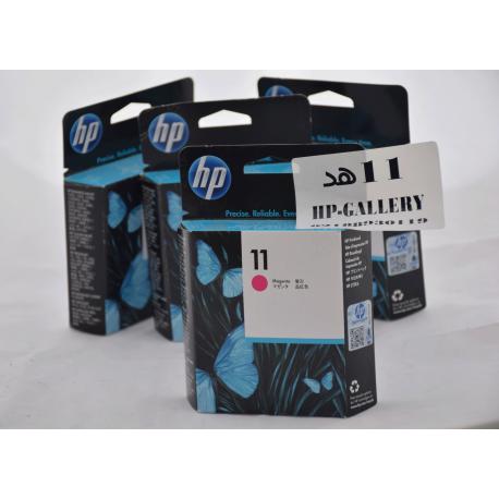 هد پرینتر قرمز اچ پی مدل HP 11 Magenta Printhead C4812A