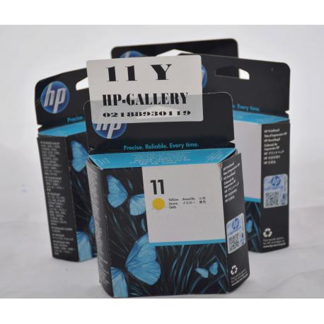 هد پرینتر زرد اچ پی مدل HP 11 Yellow Printhead C4813A