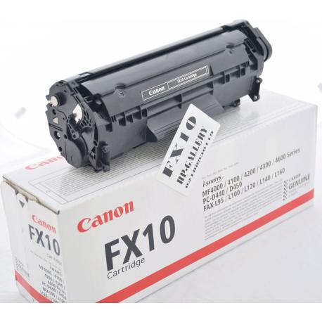 کارتریج لیزری مشکی کانن FX10