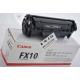 کارتریج کانن طرح فابریک CANON FX10 BLACK LASER