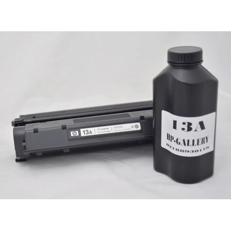 شارژ و سرویس و تعمیر تونر اچ پی HP 13A BLACK