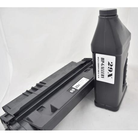 شارژ و سرویس و تعمیر کارتریج تونر اچ پی HP 29x Cartridge