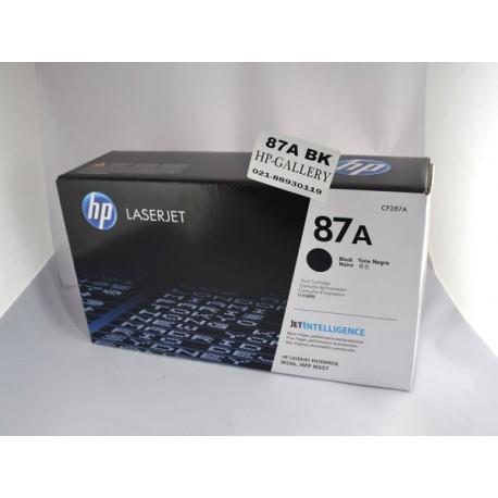 کارتریج تونر طرح فابریک اچ پی HP 87A Black LaserJet Toner Cartridge CF287A