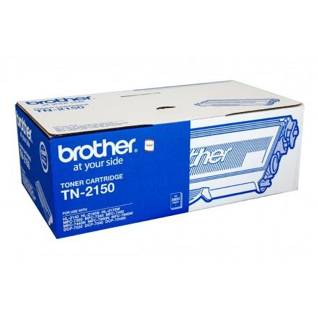 کارتریج تونر (طرح فابریک) سیاه TN 2150 پرینتر لیزری برادر