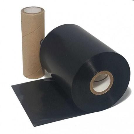 ریبون لیبل پرینتر رزین Resin Ribbon 11x750