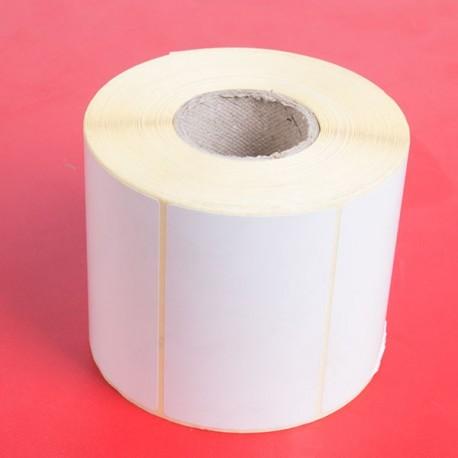 برچسب کاغذی تک ردیفه پرینتر لیبل زن Paper Label 80x100