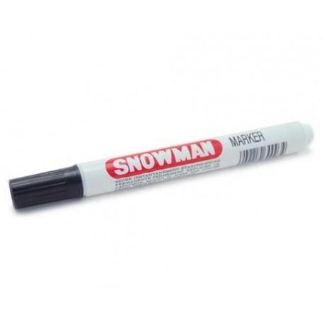 ماژیک مشکی وایت برد snowman