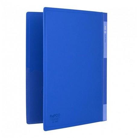 کلاسور کاغذ پاپکو رنگی سایز A5