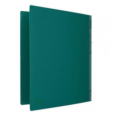 کلاسور کاغذ 4 حلقه پاپکو رنگی سایز A4