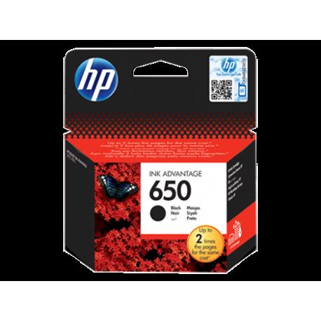 کارتریج جوهری مشکی اچ پی HP 650 BLACK CZ101AE