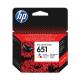 کارتریج جوهری رنگی اچ پی HP 651Tri Color C2P11AE