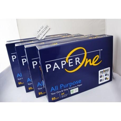کاغذ A4 بسته 500 عددی مدل PaperOne