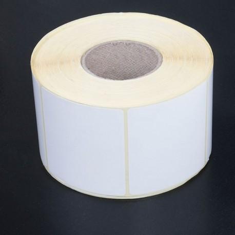 برچسب کاغذی تک ردیفه پرینتر لیبل زن Paper Label 55x50