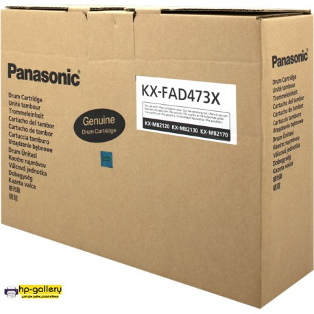 کارتریج یونیت درام پاناسونیک Panasonic KX FAD473X Fax Drum