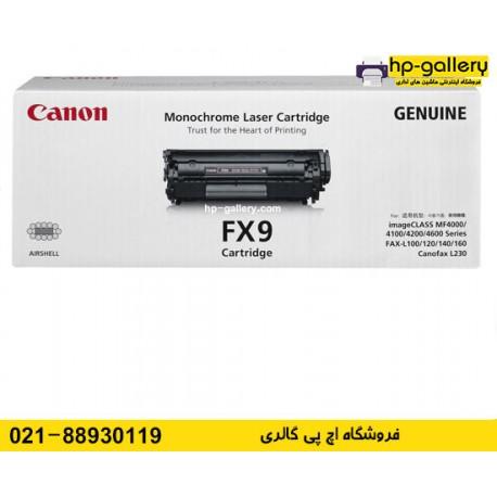 کارتریج لیزری کانن Canon FX9