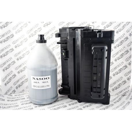 شارژ و سرویس و تعمیر کارتریج تونر اچ پی HP 90A BLACK CE390A