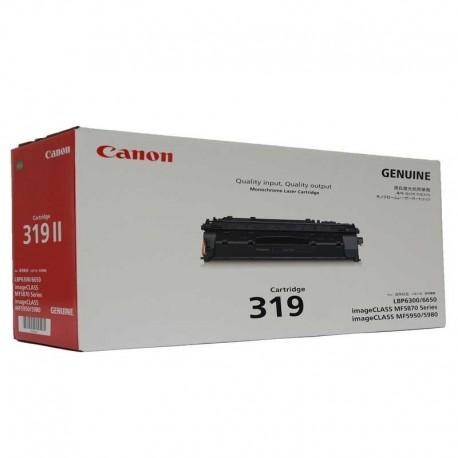 کارتریج لیزری مشکی کانن Canon 319