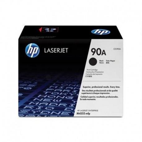 کارتریج اچ پی لیزری مشکی .HP 90A BLACK CE390A