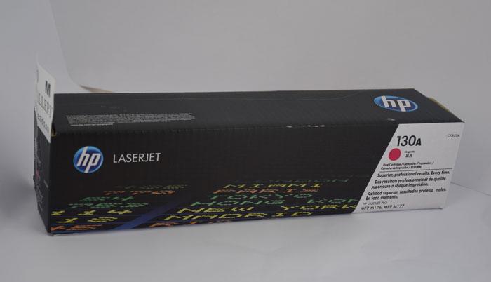 کارتریج تونر لیزری قرمز اچ پی HP 130A CF353A