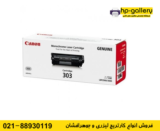 canon 303